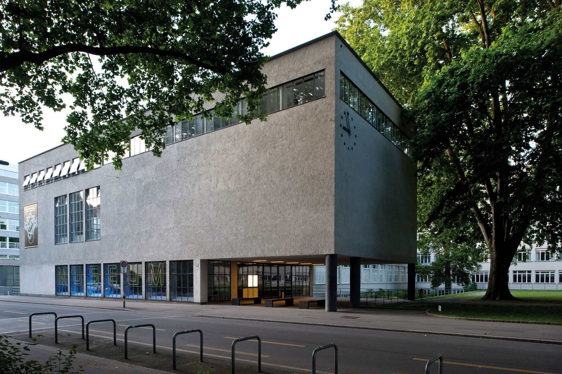 Ein Haus für Designikonen – Zett