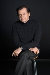 Dieter Mersch, Leiter des Instituts für Theorie. Foto: Regula Bearth © ZHdK